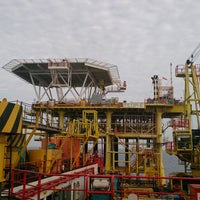 Photo taken at TEJT-T Temana Oilfield by Cif N. on 6/15/2014
