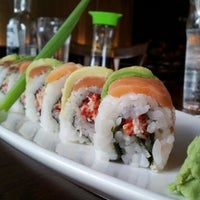Photo taken at Rise Sushi Lounge by Casey on 9/15/2012