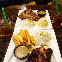 Photo taken at Melantak Steak Hub by Fitra A. on 9/23/2016