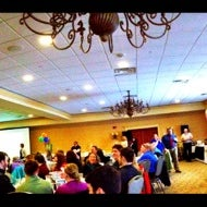 Photo taken at Regatta Banquet And Conference Center by Alaine H. on 3/24/2013