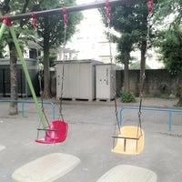 Photo taken at 金竜公園 by Eiko S. on 5/11/2014