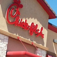 Photo taken at Chick-fil-A by Phil C. on 3/17/2014