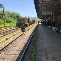 Photo taken at Haputale Railway Station by Nick S. on 4/28/2017