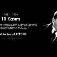 Photo taken at Türk Telekom Santral Binası by Sezer M. on 11/10/2016