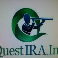 Photo taken at Quest IRA, Inc by Cynthia W. on 3/1/2014