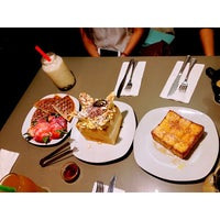 Photo taken at What8ver Cafe by Jane F. on 5/2/2015