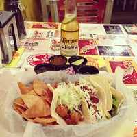 Photo taken at Picante! Fresh Mexican Grill by Chris H. on 6/24/2013