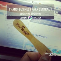 Photo taken at IBM Place 1 @ 7 Changi Business Park by Syamsid D. on 3/14/2013