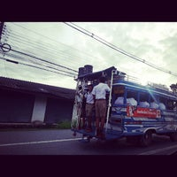 Photo taken at BMTA Bus 538 by Syamsid D. on 5/14/2013