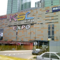 Photo taken at KSL City Mall by Xiao Y. on 12/28/2012