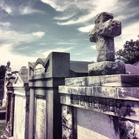 Photo taken at Lafayette Cemetery No. 1 by Irene M. on 6/29/2013