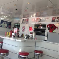 Photo taken at Ruby's Diner by Vivian L. on 12/15/2012