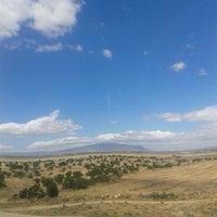 Photo taken at Hajeb Laayoun by Souhail K. on 5/3/2014