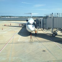 Photo taken at Daytona Beach International Airport (DAB) by Walter A. on 2/21/2013