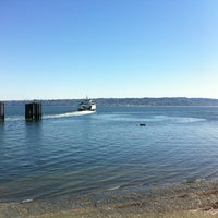 Photo taken at Clinton Ferry Terminal by 0_sentinel_0 ☆. on 3/31/2013