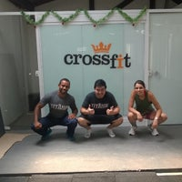 Photo taken at CrossFit Imperial by William Massahiro E. on 12/22/2014