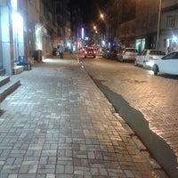 Photo taken at Izmir Caddesi by Ebru S. on 1/4/2016