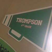 Photo taken at University Park Elementary School by Mark T. on 12/19/2013
