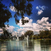 Photo taken at Ibirapuera Park by Luciana B. on 7/14/2013