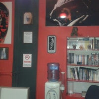 Photo taken at Black Line Tattoo by Emre B. on 11/18/2014