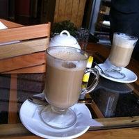 Photo taken at Te quiero Cafe by Carmen G. on 10/9/2012
