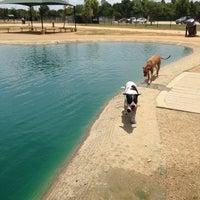 Photo taken at Bill Archer Dog Park by Ernel M. on 8/5/2013