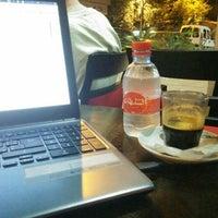 Photo taken at Café Tarik by Achraf A. on 7/2/2015