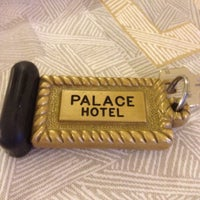Photo taken at Palace Hotel by Frédéric R. on 7/21/2015