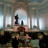 Photo taken at Igreja Matriz Santa Margarida Maria by Berg M. on 6/21/2013
