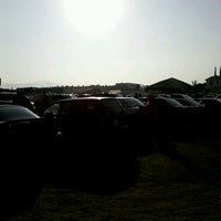 Photo taken at tianguis del automovil Planetario by Francisco V. on 6/9/2013