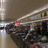 Photo taken at Lidl by Peter D. on 5/11/2014
