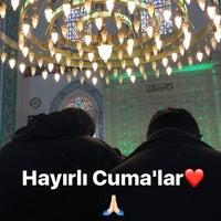 Photo taken at Hoca Ahmed Yesevi Camii by Hesap Kapandı on 1/13/2017
