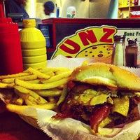 Photo taken at Bunz by Sam G. on 12/1/2012