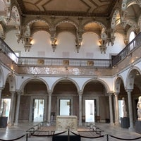 Photo taken at The Bardo National Museum by Franck R. on 3/7/2014