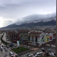 4/10/2015 tarihinde Tuncay B.ziyaretçi tarafından Kervansaray Bursa City Hotel'de çekilen fotoğraf