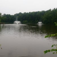 Photo taken at Echo Lake Park by Akhilesh M. on 8/9/2014