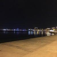 Photo taken at Denize karşı sessiz sedasız by TC Sevda B. on 7/15/2016