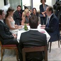 Photo taken at Ambasciata Turca by Arda K. on 5/10/2013
