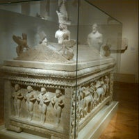 Photo taken at Ancient Near Eastern Art @ The Met by Dawn s. on 9/5/2013