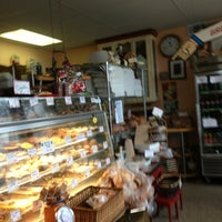 Photo taken at A Baker's Wife Pastry Shop by Charlie M. on 1/27/2013