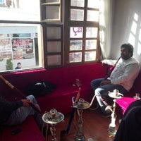 Photo taken at Osmanlı Cafe by Mehmet T. on 11/13/2015