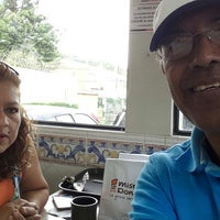 Photo taken at pupusas CECY by Trucutu A. on 3/9/2014
