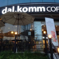 Photo taken at dal.komm coffee by COGITO on 4/21/2015