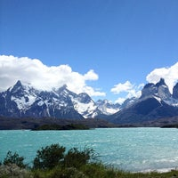 Photo taken at Parque Nacional Torres del Paine by Matthew B. on 11/18/2012