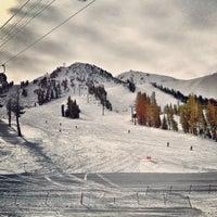 Photo taken at Mammoth Mountain Ski Resort by Marty B. on 11/19/2012