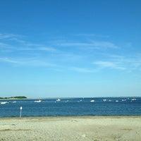 Photo taken at Pavillion Beach by Keith V. on 6/20/2013