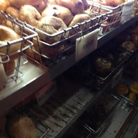 Photo taken at Abraham's Bagels and Pizza by Keith V. on 1/12/2013