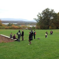 Photo taken at Bard College by Shannon L. on 10/16/2013