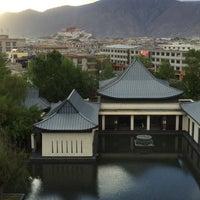 Photo taken at The St. Regis Lhasa Resort by Nick P. on 5/3/2017