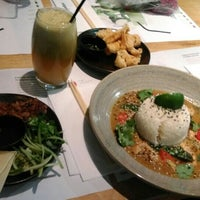 Photo taken at wagamama by Suzie O. on 1/8/2017